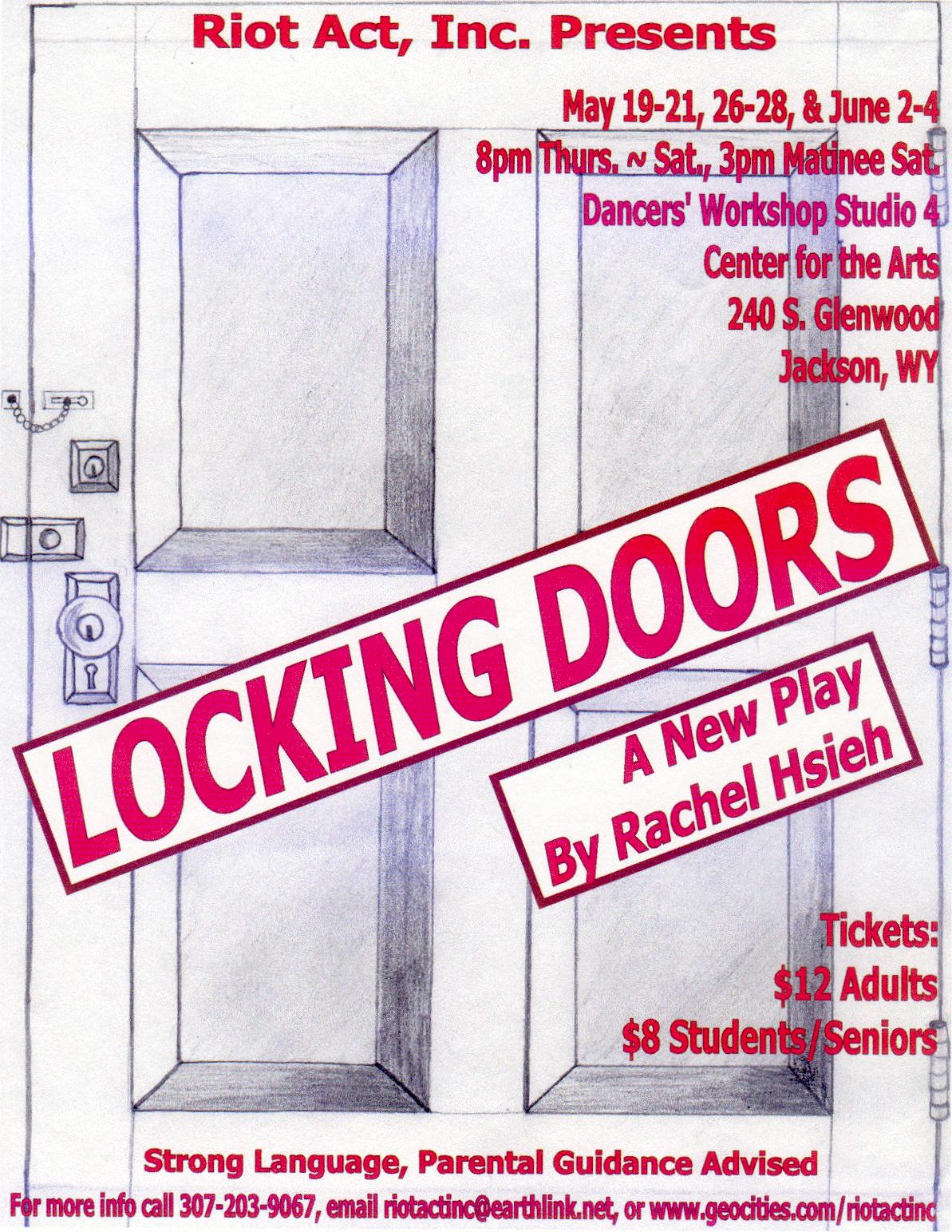 Locking Doors Poster
