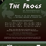 The Frogs Poster small