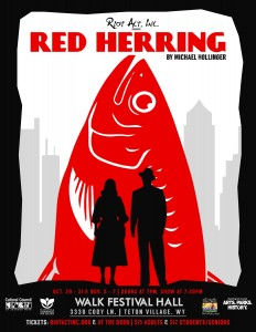 Red Herring Poster