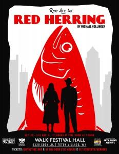 Red Herring Poster